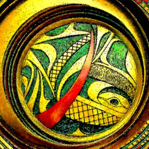 Haida Style Native American Art 24