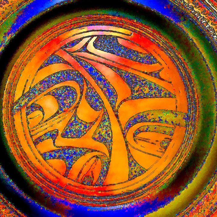 Haida Style Native American Art 28 - Native American Art