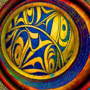 Haida Style Native American Art 31