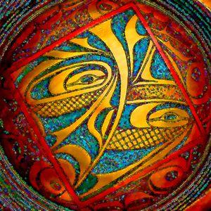 Haida Style Native American Art 34