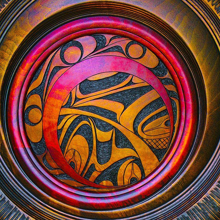 Haida Style Native Art 4 - Native American Art
