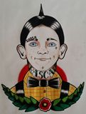Tattooed Alfalfa