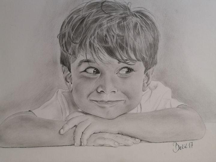 Happy boy - k.b_artss