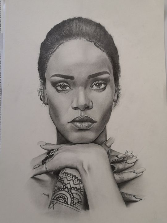 Rihanna - k.b_artss