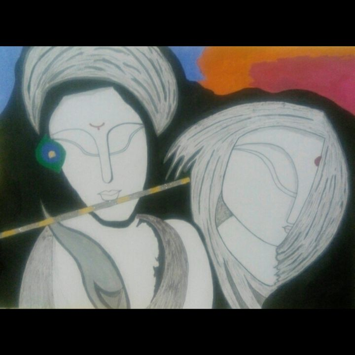 Radha Krishna - Girish Gallery