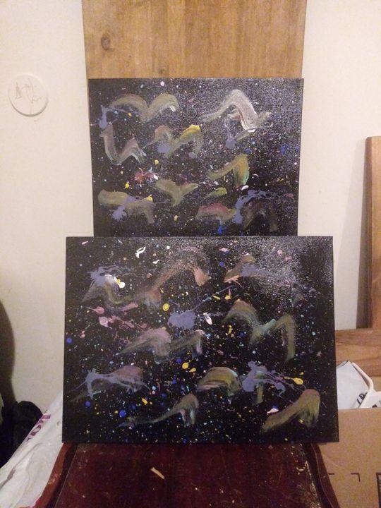 The Birds 1 & 2 - James A. Saint