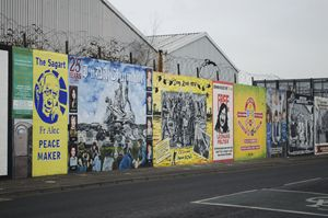 Walls of Belfast