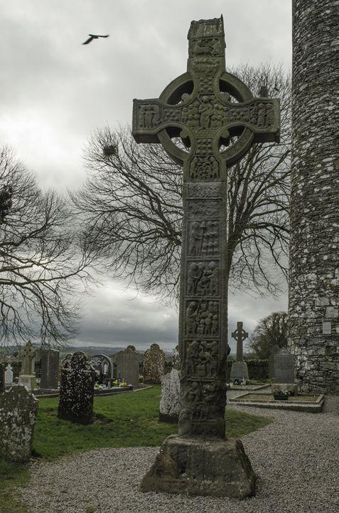 Celtic Cross - Julia's Travel Memoirs