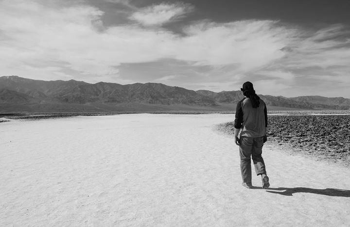 Badwater Basin - Julia's Travel Memoirs