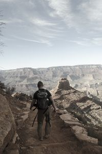 A Hike Through the Grand Canyon