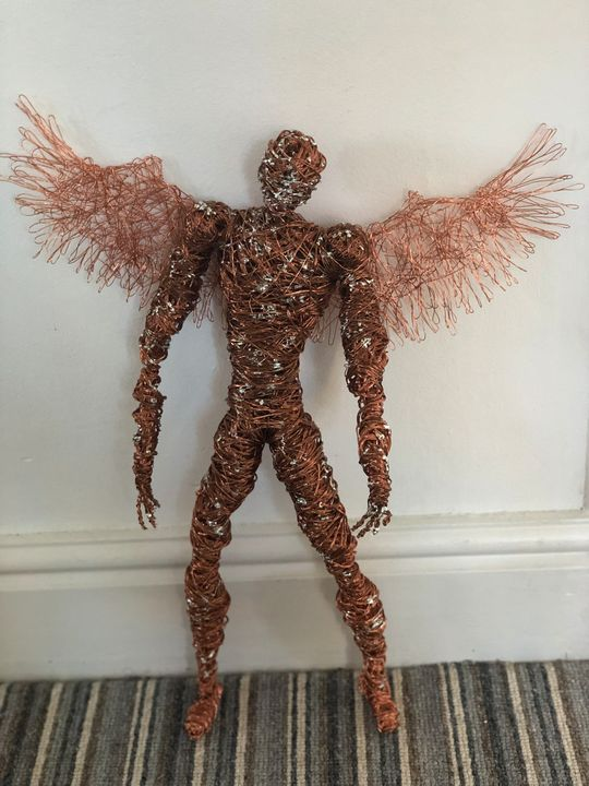Fallen Angel - Michael Antoni