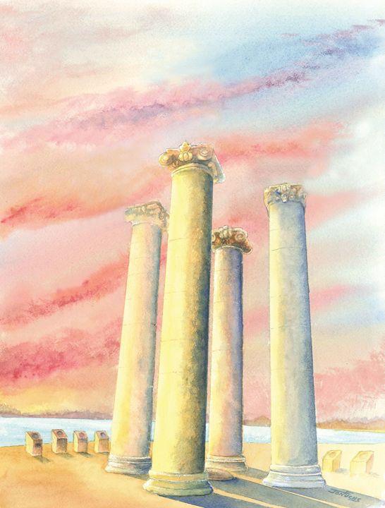 Four Freedoms Monument - Jon Fuchs Art