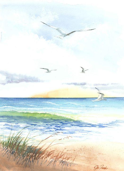 Summer Song - Jon Fuchs Art
