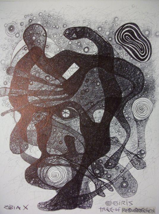 OSIRIS:TREE OF RESURRECTION - Cobia czajkoski