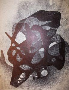 the grotesque courtier - Cobia czajkoski