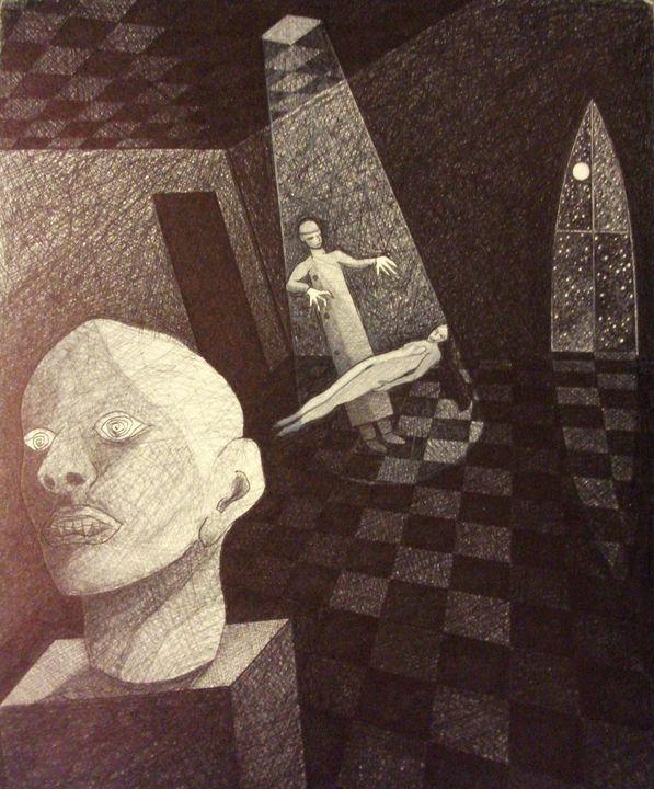 the haunted groom - Cobia czajkoski