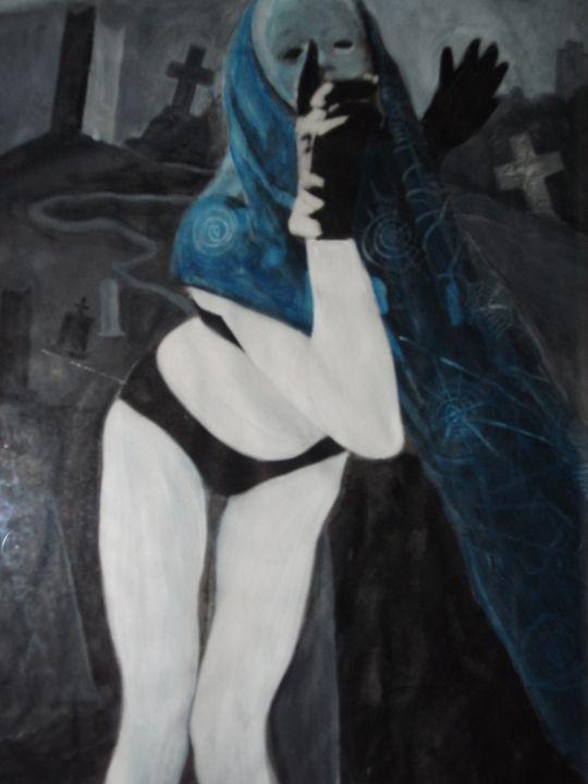 CEMETERY WOMAN - Cobia czajkoski