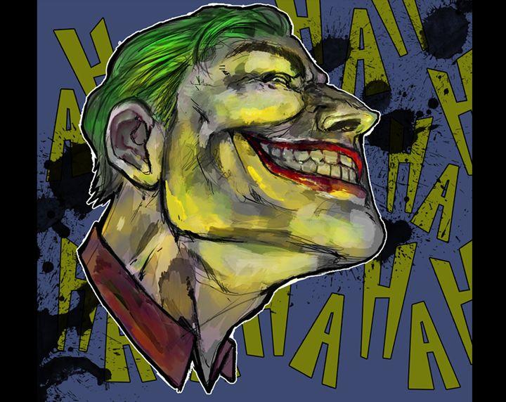 Smilin Joker - G funk