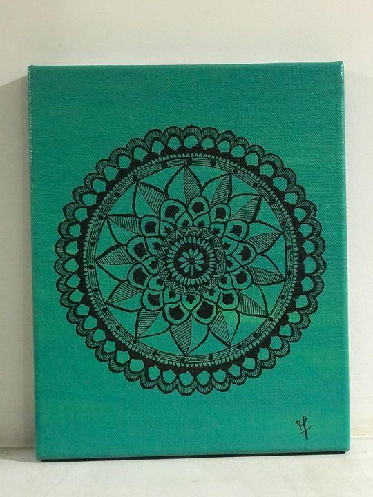 Mandala Art - Mandala Art Work