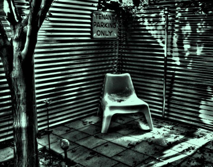 Acoustic Chair - Crazyville & Fantasyland