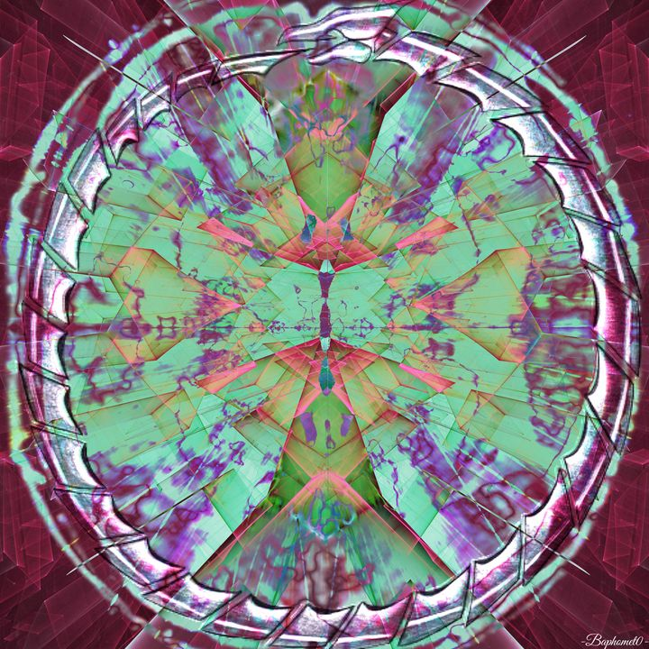 Divine mind - Baphomet0