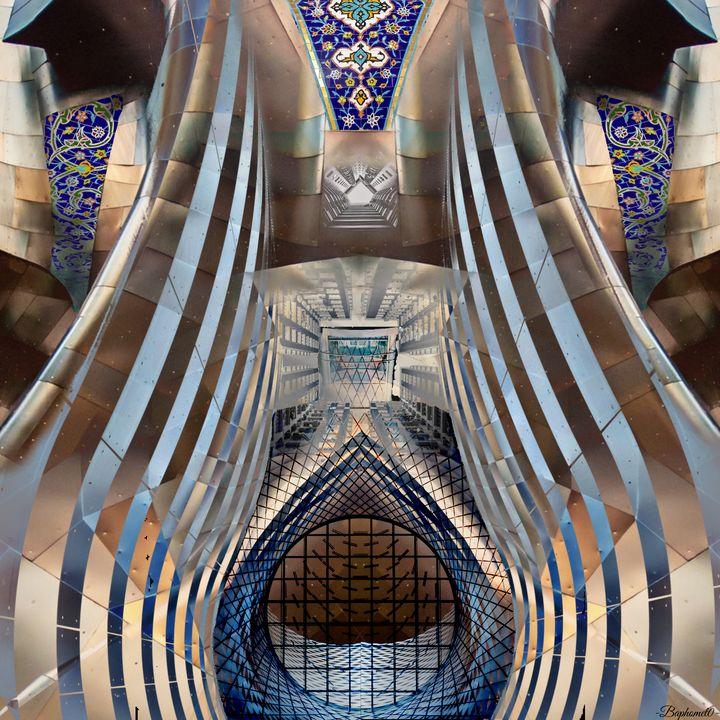 Wind tunnel - Baphomet0