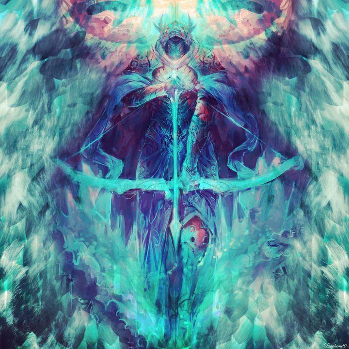Wraith - Baphomet0