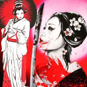 Geisha's sacrifice