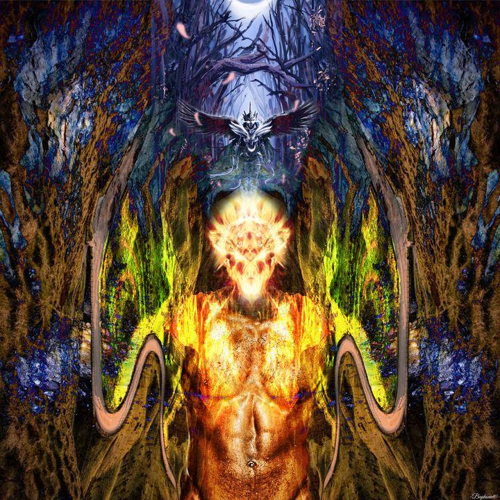 Guardian of the wilds - Baphomet0