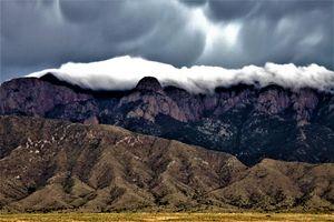 Sandia Mountains Albuquerque, NM - Artistic Photos by Terry Baumgartner
