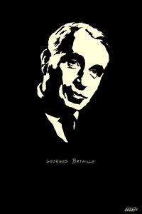 Georges Bataille B&W Series Digitals