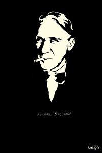 Mikhail Bulgakov B&W Series Digitals