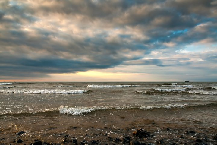 Cromer Beach - FineArtNorfolk