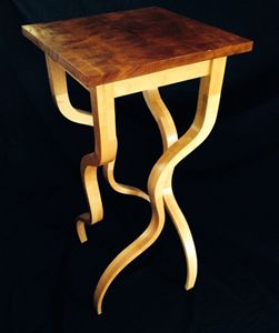 Twisted Table #3