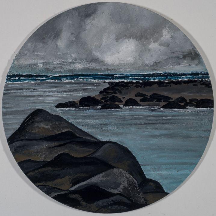 """Winter on the Waiwhakaiho"" - Studio55"