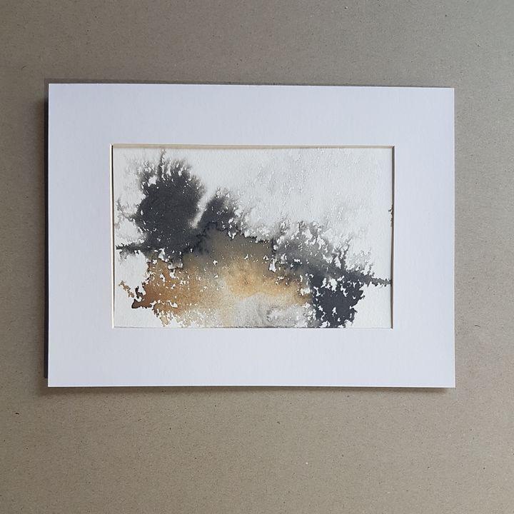 Autumn black sand beach - Studio55