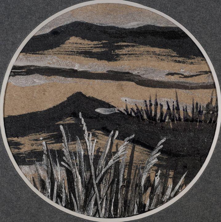 """Black sand beach"" series of 3 - Studio55"