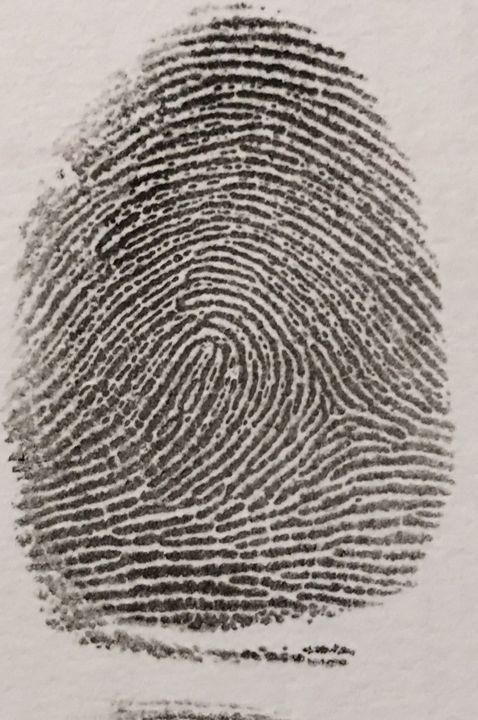Fingerprint - Infallible evidence - Forensic