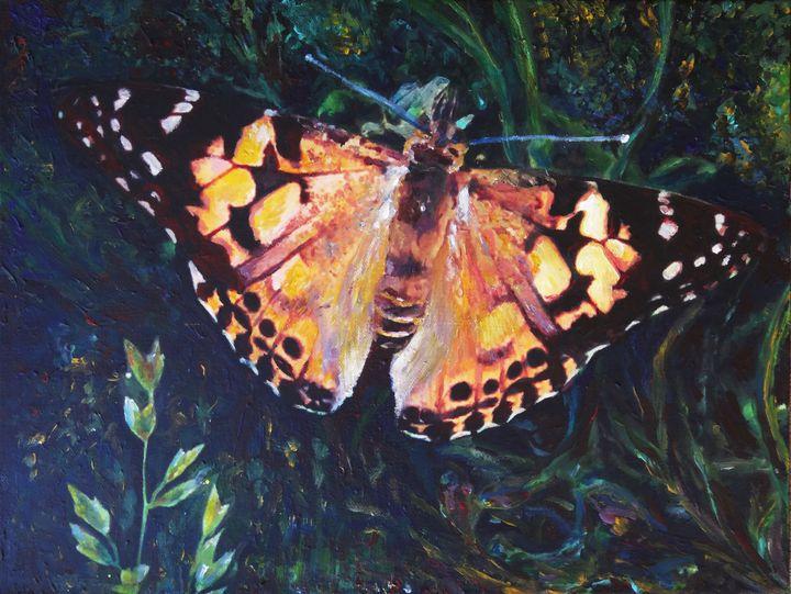 Monarch Butterfly - Chris Rutledge