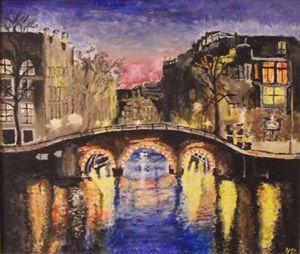 Amsterdam Soiree