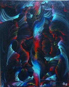 Twirls and Swirls