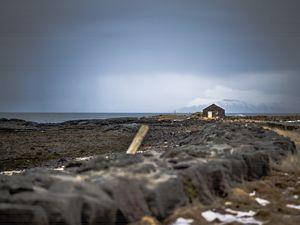 Old Fisherman's Coastal House