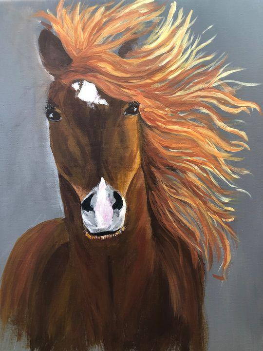 11x16 acrylic 211 - SJOriginal Paintings
