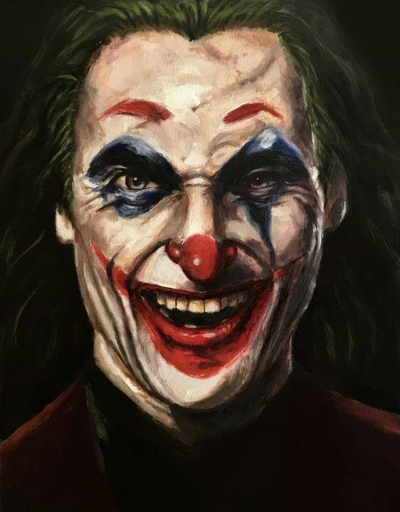 The Joker - JakeHunterArt