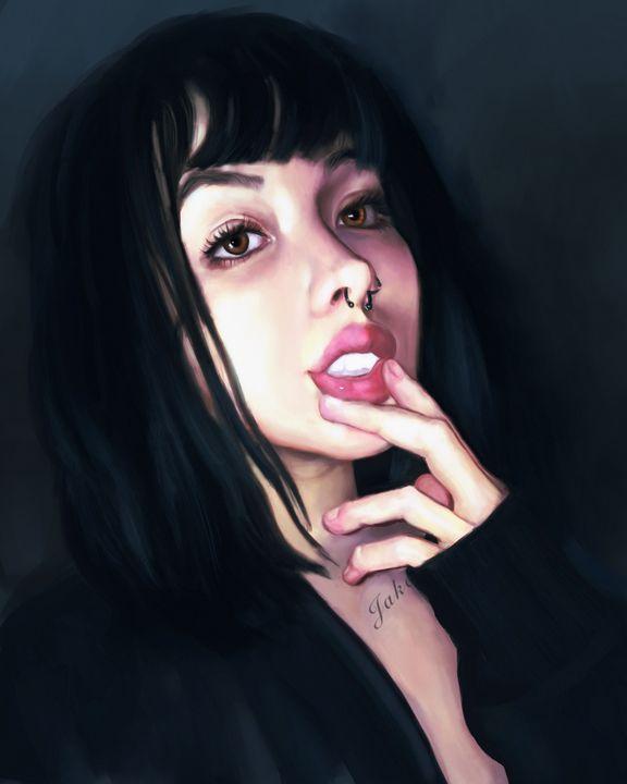 Cassandra - JakeHunterArt