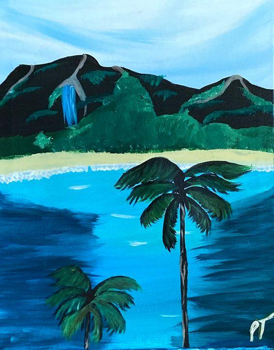 island view - paige tysick