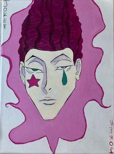 Hisoka fan art