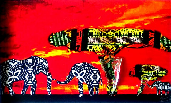 Elephant Memory - USArt