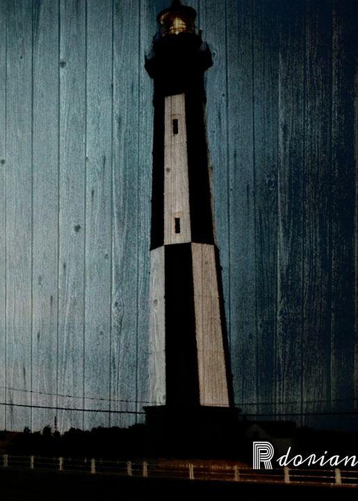 Ft. Story - New Lighthouse - Refuged