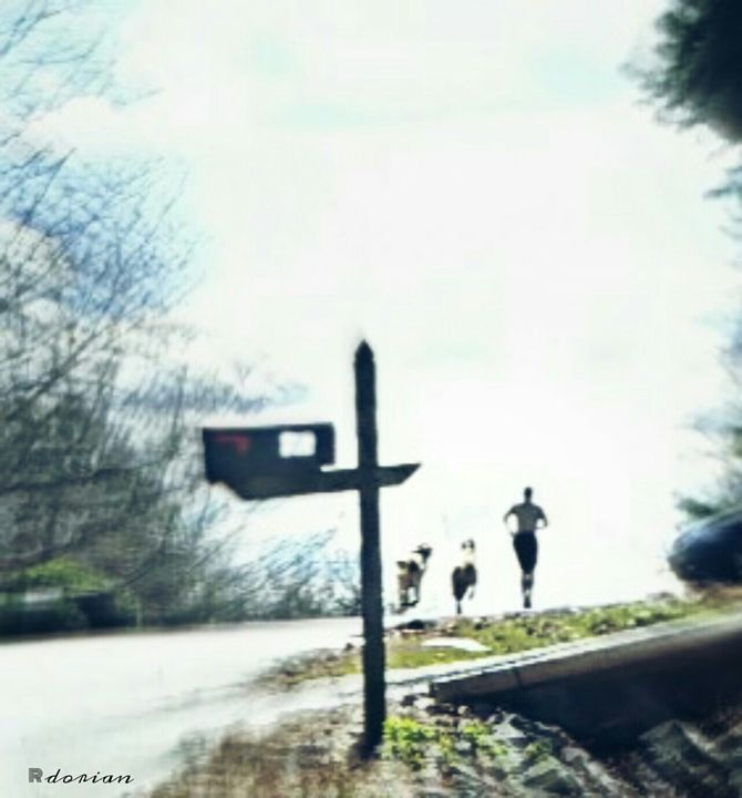Running Buddies - Refuged